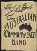 Albert H. Baile presents The Australian Commonwealth Band