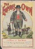 The Empire's own / words by Noel Webb ; music by Hans Bertram