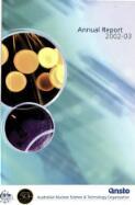 Appendix 5 ANSTO Technology Park Tenants (30 June 2003)
