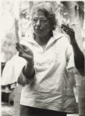 Oodgeroo Noonuccal at Moongalba, Stradbroke Island, Queensland, 1982 / Juno Gemes