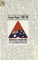 ANNUAL REPORT BY THE COMPANY TO THE MINISTER FOR INDUSTRY, TECHNOLOGY AND COMMERCE (30 June 1989)