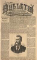 Captain George Morgan. (3 June 1882)
