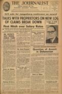 These Men Met in Futile Talk (1 July 1950)