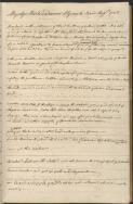 Cook, James, 1728-1779.. Journal of H.M.S. Endeavour, 1768-1771 [manuscript]. - Part 6r