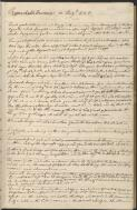 Cook, James, 1728-1779.. Journal of H.M.S. Endeavour, 1768-1771 [manuscript]. - Part 8r