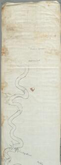 [Collection of Echuca Historical Society river pilot charts] [cartographic material]. - Map 18