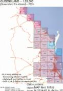 [Queensland fire atlases] Queensland Government, Department of Emergency Services ; produced by the GIS Unit, QFRS, with the assistance of Geoscience Australia and Department of Resources and Mines