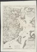 Parte orientale della China / dal P.M. Coronelli M.C. cosmografo della Serma. Rep. di Venetia