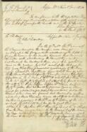 Dungog (N.S.W.). Court.. Magistrates' letterbook for the police districts of Dungog and Port Stephens, New South Wales, 1834-1839 [manuscript]. - Part 7