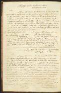 Dungog (N.S.W.). Court.. Magistrates' letterbook for the police districts of Dungog and Port Stephens, New South Wales, 1834-1839 [manuscript]. - Part 10