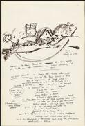 Olsen, John, 1928-. Salute to Five bells [manuscript] : John Olsen's Opera House journal, 1971-1973. - Part 17