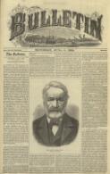 The late Mr. W. S. E. M. Charters. (6 June 1885)