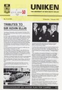 TRIBUTES TO SIR KEVIN ELLIS (8 December 1975)