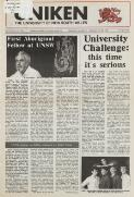 UINIKEN THE UNIVERSITY OF NEW SOUTH WALES (19 August 1988)