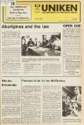 Death of Sir Robert Webster (21 August 1981)