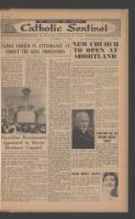 Death of Priests' Father-Mr. E. J. Ryan (1 November 1964)