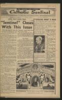PREFABRICATED SCHOOL AT ST. JOSEPH'S CHARLESTOWN $6,000 Raised by St. Joseph's Home Aux. (1 June 1968)