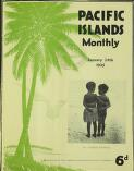 Pacific islands monthly : PIM. Vol. V, No. 6 ( Jan...