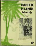 Pacific islands monthly : PIM. Vol. V, No. 8 ( Mar...