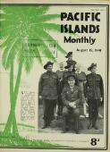 Pacific islands monthly : PIM. Vol. XII, No. 1 (15...
