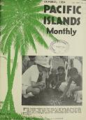 Pacific islands monthly : PIM. Vol. XXV, No. 3 ( O...