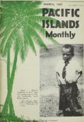 Pacific islands monthly : PIM. Vol. XXVII, No. 8 (...