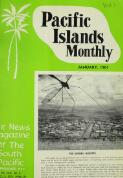 Pacific islands monthly : PIM. Vol. XXXI, No. 6 ( ...
