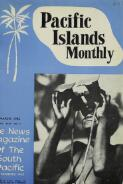 Pacific islands monthly : PIM. Vol. XXXII, No. 8 (...