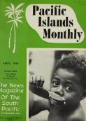 A Strange Bird Is New Caledonia's Flightless Cagou (1 April 1966)