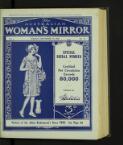 Thrift Hints. (15 September 1925)
