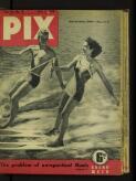 Sport Australian girls learn water ski-ing (1 May 1948)