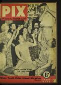 Gene Kelly Dances In Film Cartoon Fantasy (22 December 1945)