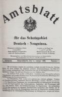 Nichtamtlicher Teil. (15 January 1909)
