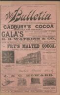 M'Burney, Wallis & Co.'s Report. (6 January 1894)