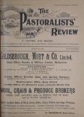 Advertising (15 August 1901)