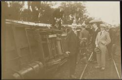 Derailment of the Royal Train carrying Edward, Prince of Wales