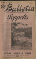 PERSONAL ITEMS (13 June 1951)
