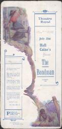 [J.C. Williamson collection of theatre programs. in the Australian performing arts collection (PROMPT)]