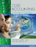 Cost accounting : a managerial emphasis / Charles T. Horngren, George Foster, Srikant M. Datar