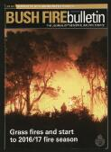 Bushfire Bulletin Cover