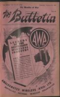 PLAIN ENGLISH. Exit Lawson. (28 February 1940)