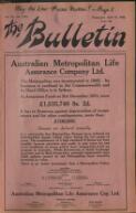 PERSONAL ITEMS (13 April 1932)