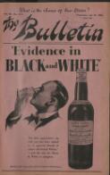 Melbourne Chatter Buckley's Elizabethan Tea 'Rooms R[?] C[?] 800[?] [?] Buckley [?] Nunn [?] [?] (27 July 1932)