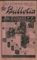 Melbourne Chatter Buckley's Elizabethan Tea Rooms F[?] Contral 800for P[?] Buckley e-Nunn, Lrimited. So[?] so M[?] (23 November 1932)