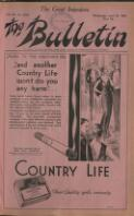 SPORTING NOTIONS (25 April 1934)