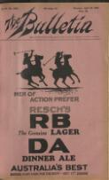 Melbourne Chatter Buckley's Elizabethan Tea Rooms F[?] Contral 800for P[?] Buckley e-Nunn, Lrimited. So[?] so M[?] (28 April 1927)