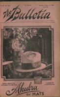 Melbourne Chatter Buckley's Elizabethan Tea 'Rooms R[?] C[?] 800[?] [?] Buckley [?] Nunn [?] [?]