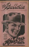 William Congreve (25 March 1926)
