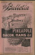 PERSONAL ITEMS BARNES LINSEED OIL (10 May 1923)
