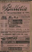 Advertising (30 May 1907)